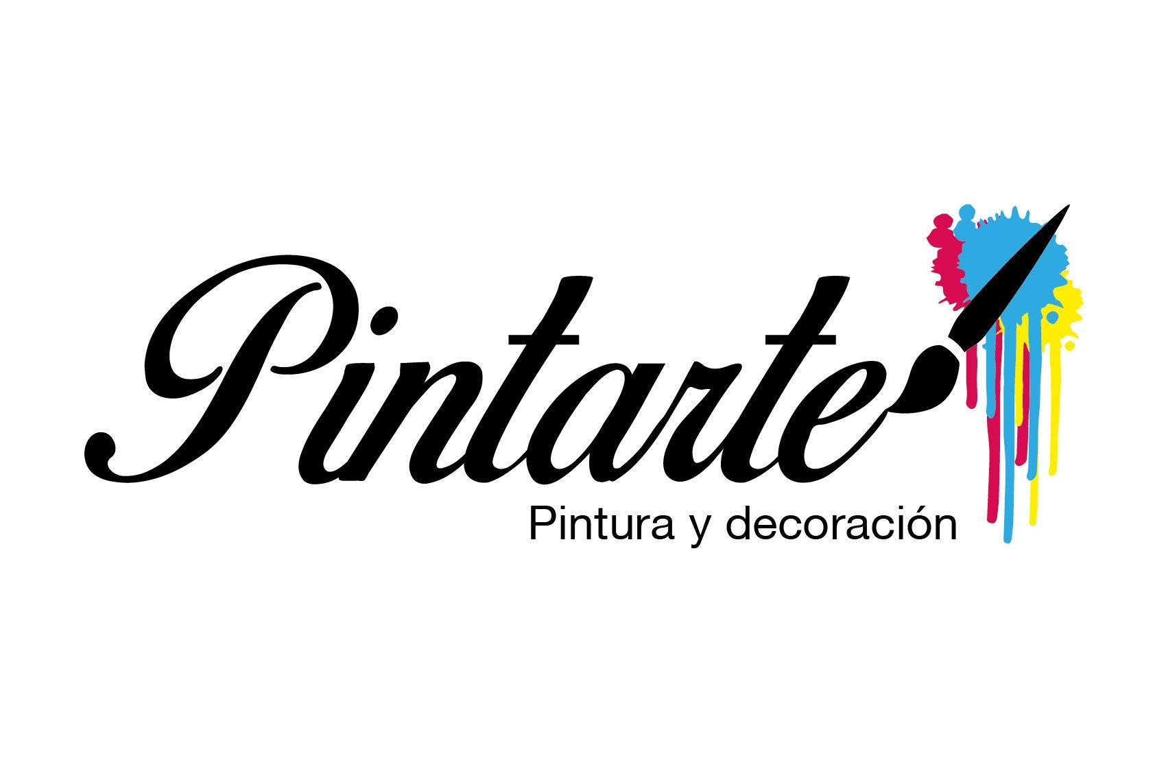 Logotipo de cabecera de Pintura y Decoración Pintarte